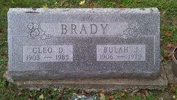 Bulah J. <i>Barnett</i> Brady