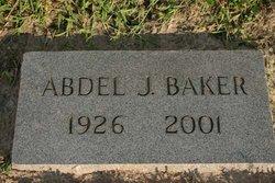 Abdel J Baker