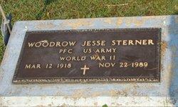 PFC Woodrow Jesse Sterner