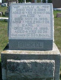 Earl V Bickel