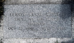 LeRoy Cecil Curtis
