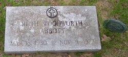 Geraldine Ruth <i>Woodworth</i> Abbott