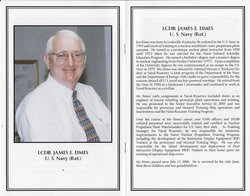 James Earl Jim Eimes