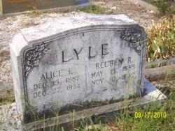 Alice E <i>Estes</i> Lyle