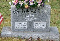John W Games