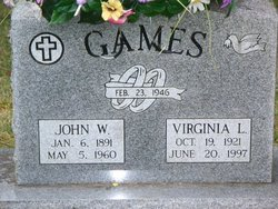 Virginia Lee <i>Mayfield</i> Games