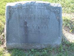 Russell James Russ Hunter