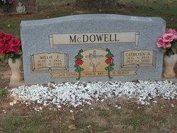 Marion Cathleen <i>Adkins</i> McDowell