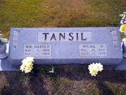 Wilma Jane <i>Hansbrough</i> Tansil