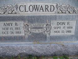 Don E Cloward