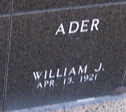 William Joseph Ader