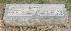 George W Bays
