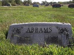 Emma Etta <i>Parks</i> Abrams