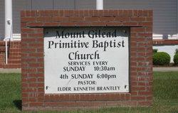 Mount Gilead Primitive Baptist Cemetery