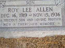 Roy Lee Allen