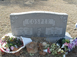 Nora Opal <i>Shafer</i> Cosper
