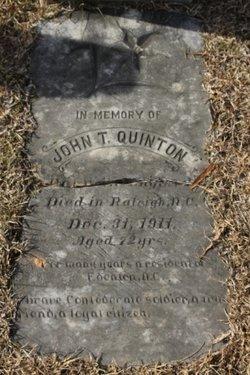 John T. Quinton
