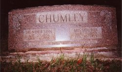Missouria <i>Hardy</i> Chumley