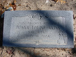 Donna Louise Akins