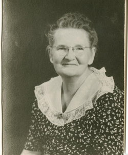 Allie Ann <i>Burks</i> Dabney