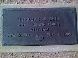 Thomas G Bell