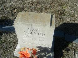 Ray Bolton