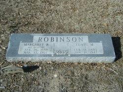Edwin M Robinson