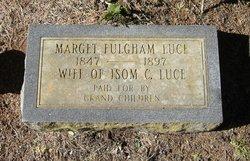 Margret Atwilder <i>Fulgham</i> Luce