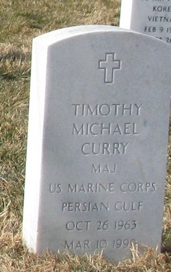 Timothy Michael Curry
