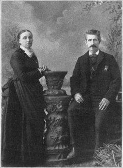 Frances E <i>Tibbits</i> Aldrich