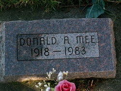 Donald Anderson Mee