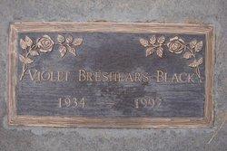 Violet Fay <i>Breshears</i> Black