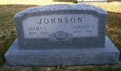 Selma Gertie <i>Olson</i> Johnson