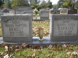 Maude <i>Hawkins</i> Braddy