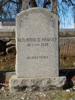 Benjamin Monroe Hawver