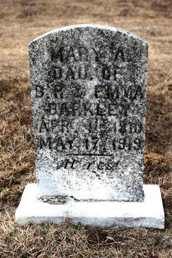 Mary Alice Barkley