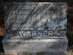 Charlotte A Warner