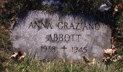 Anna <i>Graziano</i> Abbott