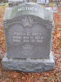 Freda Emma <i>Panzram</i> Artz