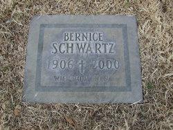 Mary Bernice <i>Sheridan</i> Schwartz