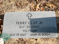 Perry Clay, Jr