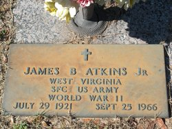 James B Atkins, Jr