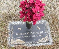 Charles Clarence Butch Atkins, III
