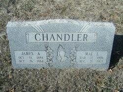 Mae L <i>Jones</i> Chandler