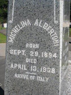 Michelina <i>Vanetti</i> Albertoni