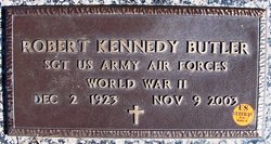 Robert Kennedy Butler