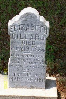 Elizabeth <i>Reid</i> Dillard