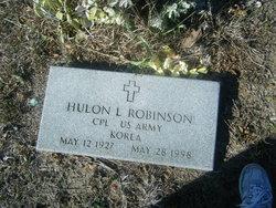 Hulon Leroy Robinson
