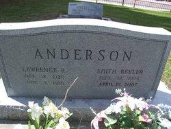 Edith <i>Beyler</i> Anderson