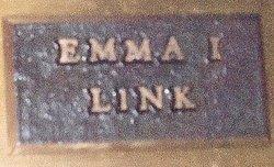 Emma Ida <i>Wiese</i> Link